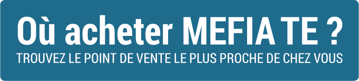 Carte des points de vente Mefia Te!